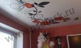 Художественные потолки и панно_12