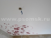 Художественные потолки и панно_9